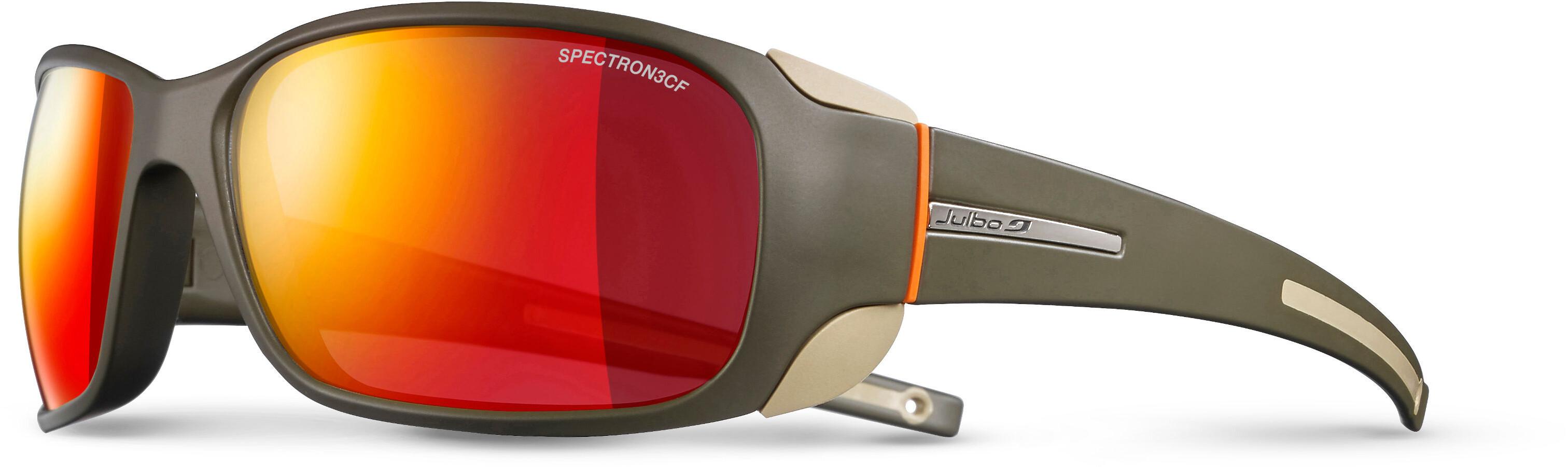 e0745a7969 Julbo Montebianco Spectron 3CF Glasses orange olive at Addnature.co.uk